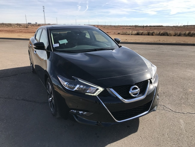 New 2018 Nissan Maxima 3.5 SL Sedan for Sale in Winslow AZ