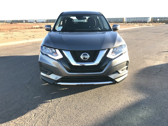 New 2019 Nissan Rogue S SUV for Sale in Winslow AZ