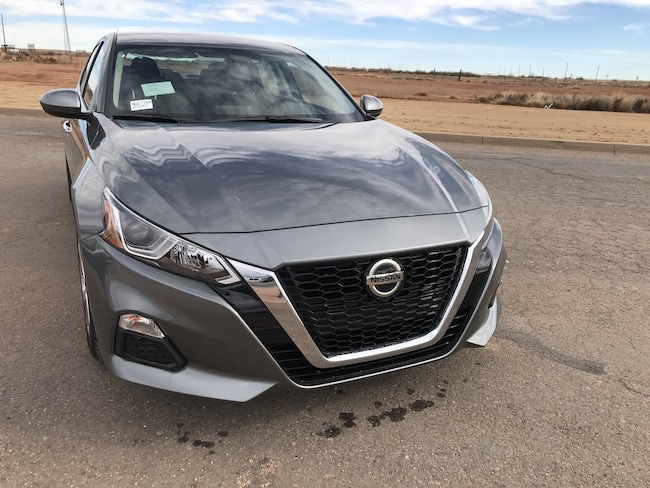 New 2019 Nissan Altima 2.5 S Sedan for Sale in Winslow AZ
