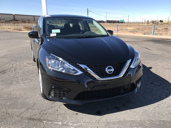 New 2019 Nissan Sentra S Sedan for Sale in Winslow AZ