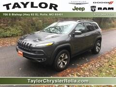 2015 Jeep Cherokee Trailhawk SUV