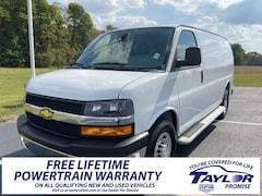2018 Chevrolet Express 2500 Work Van Cargo Van