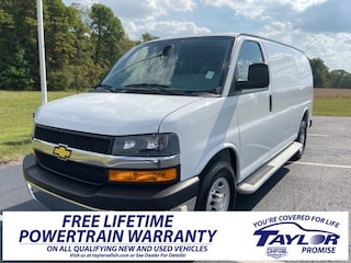 Used 2018 Chevrolet Express 2500 Work Van Cargo Van for Sale in Martin TN