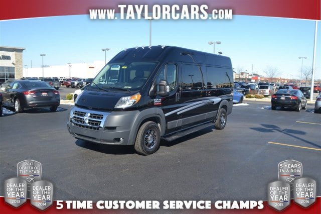 2017 Ram ProMaster 2500 Window Van High Roof 2500 High Roof 159 WB