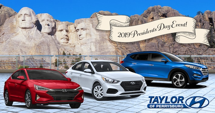 Hyundai Presidents Day Sale