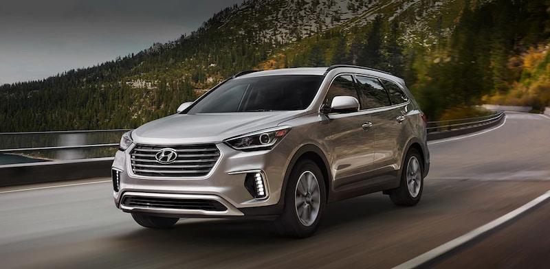 2019 Hyundai Santa Fe XL SE for sale near Toledo