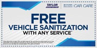 Free Vehicle Sanitization