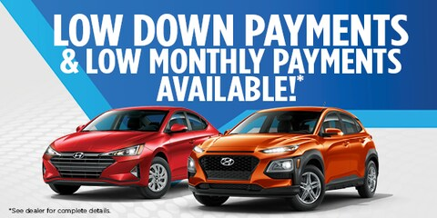 Low Down Payments