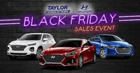 Black Friday Sales Event Toledo Hyundai Dealer