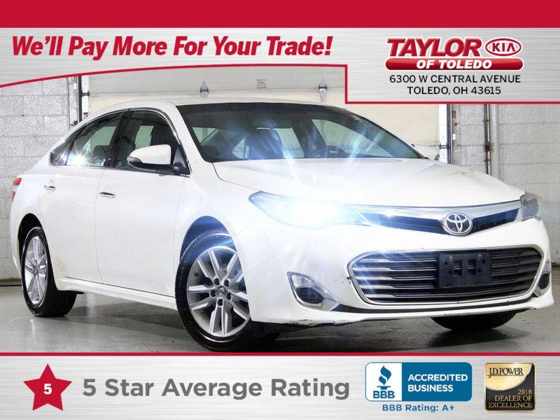 2015 Toyota Avalon XLE Sdn (Natl)