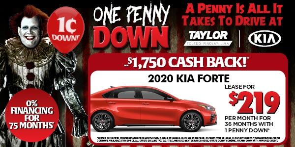 2020 Kia Forte- Pennywise