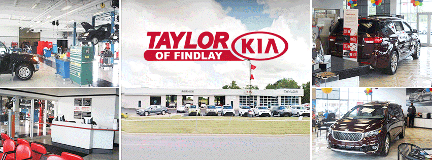 Exceptional New And Used Cars At Taylor Kia Of Findlay