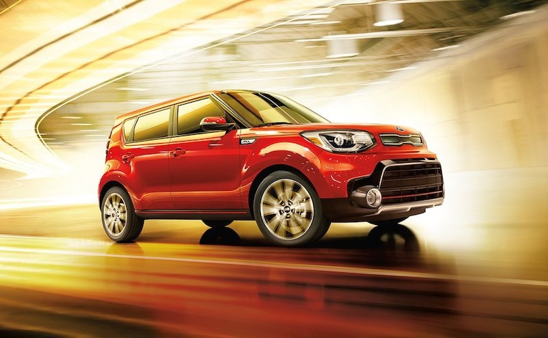 2019 Kia Soul for sale near Tiffin