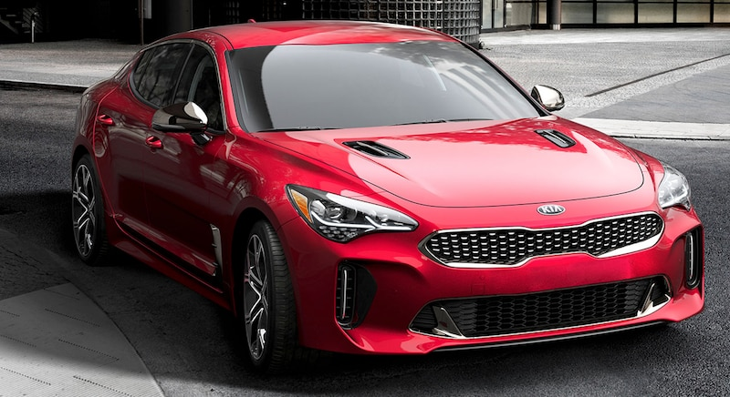 2019 Kia Stinger near Upper Sandusky