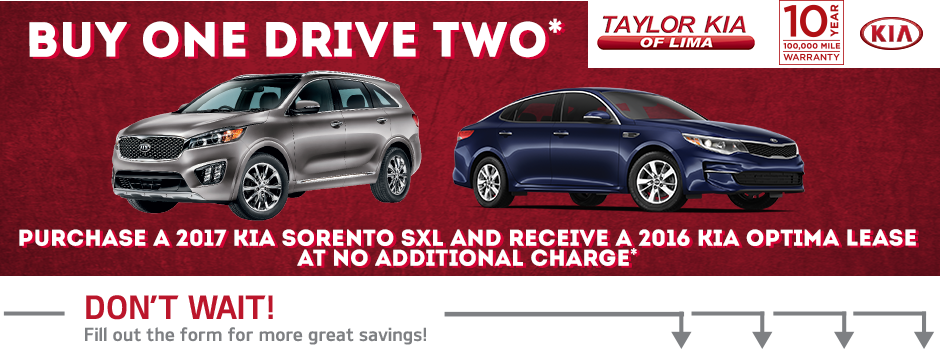 Awesome Kia Savings!