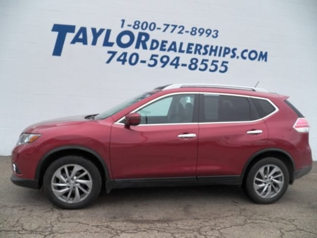 Used 2015 Nissan Rogue SL For Sale | Athens OH