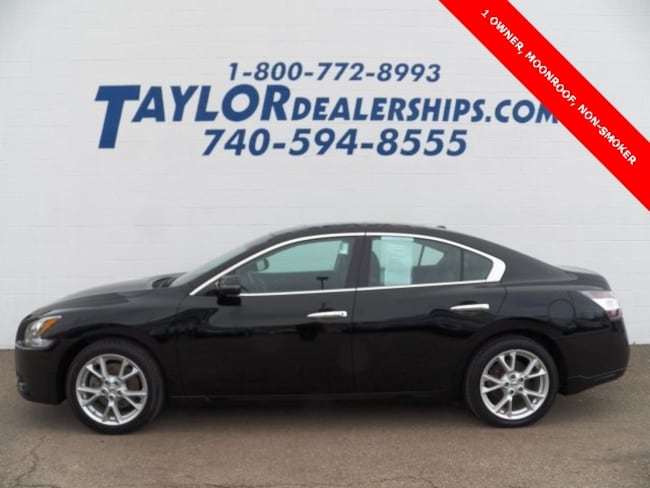 Used 2014 Nissan Maxima 3.5 SV For Sale | Athens OH
