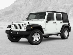 2018 Jeep Wrangler JK UNLIMITED SPORT S 4X4 Sport Utility