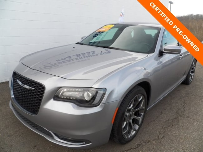 Used 2016 Chrysler 300 For Sale Athens Oh