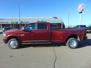 New Commercial Vehicles 2018 Ram 3500 LIMITED CREW CAB 4X4 8' BOX Crew Cab for sale in Colby, KS