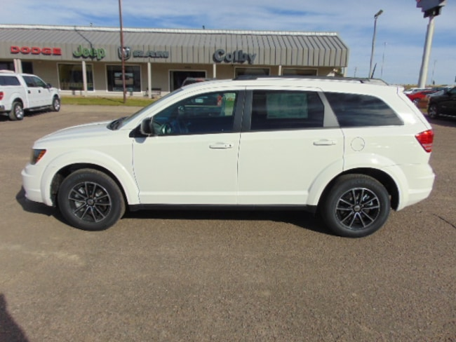 New Chrysler Dodge Jeep Ram 2018 Dodge Journey SE Sport Utility in Colby, KS