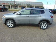 New 2018 Jeep Compass LATITUDE 4X4 Sport Utility Colby, KS