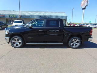 New Commercial Vehicles 2019 Ram 1500 LARAMIE CREW CAB 4X4 5'7 BOX Crew Cab for sale in Colby, KS