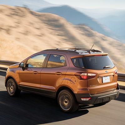 Standard Ford Ecosports