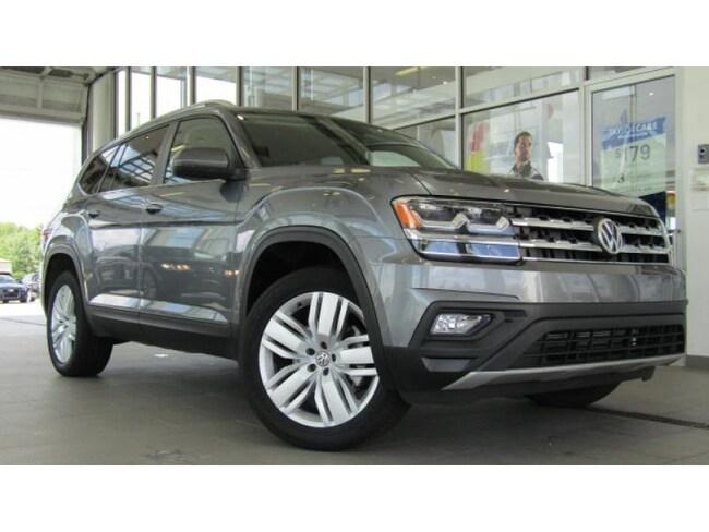 2019 Volkswagen Atlas 3.6L V6 SE w/Technology 4MOTION SUV