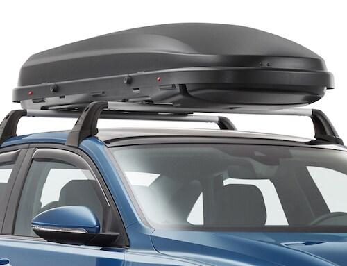 VW cargo box