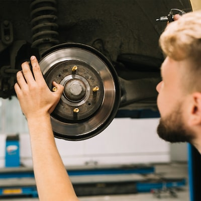 Standard Brake Service $150 Plus Taxes