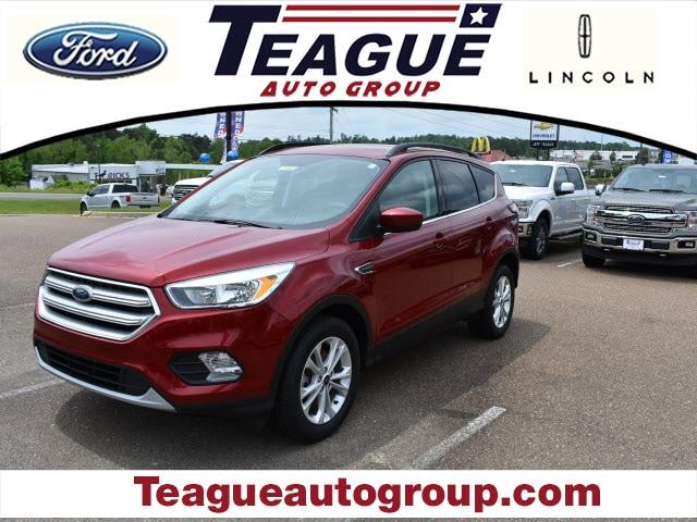 Used 2018 Ford Escape SE SUV for sale in El Dorado, AR