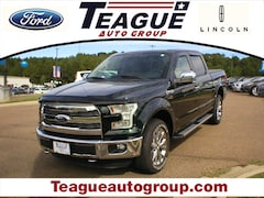 2016 Ford F-150 Lariat 4x4 Lariat  SuperCrew 5.5 ft. SB 1FTEW1EF7GKF39446