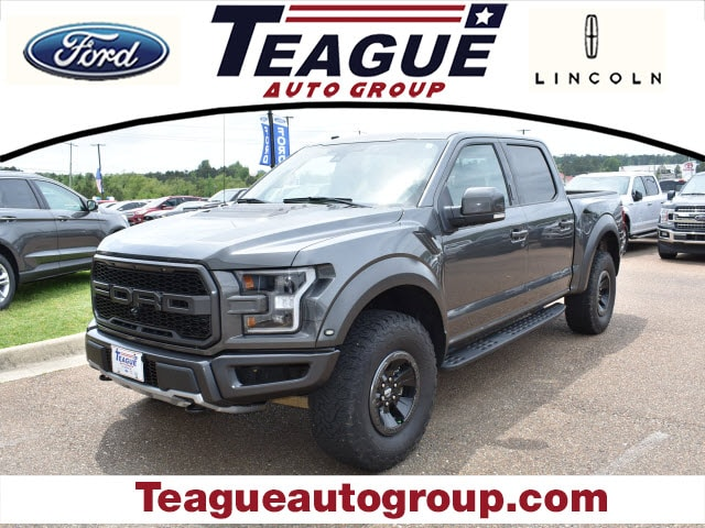 Used 2018 Ford F-150 Raptor For Sale in El Dorado, AR | VIN
