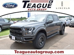 Used 2018 Ford F-150 Raptor 4x4 Raptor  SuperCrew 5.5 ft. SB 1FTFW1RG9JFB95724 El Dorado, AR