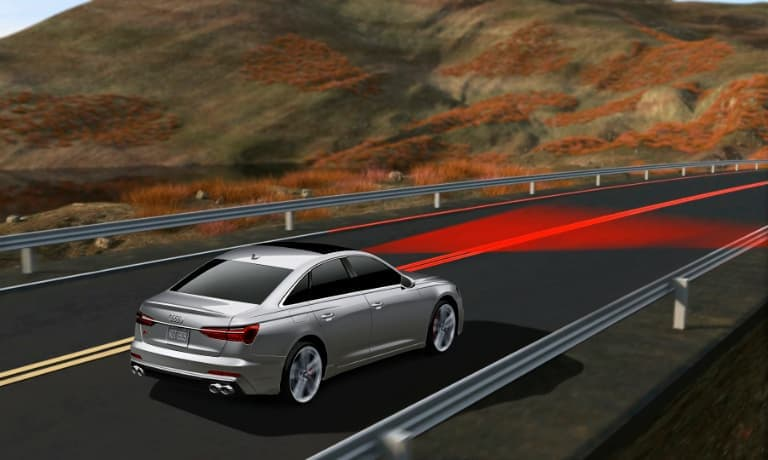 2020 Audi S6 Safety Feature
