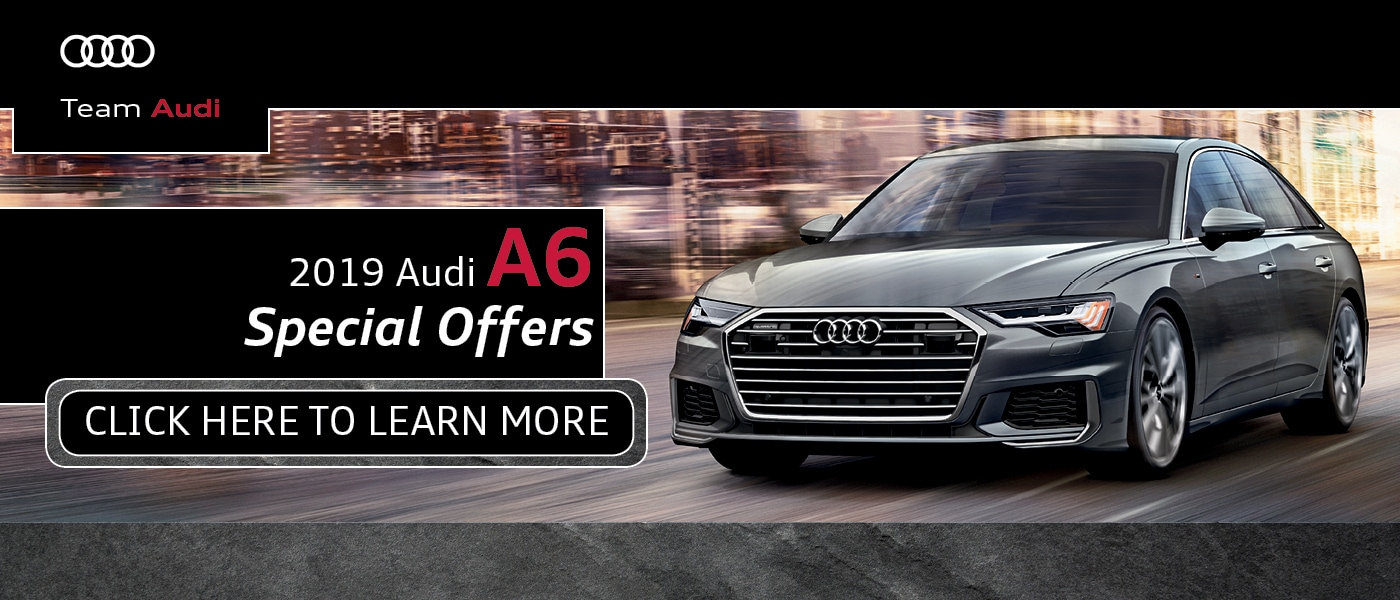 2019 Audi A6 Special Offers in Merrillville, IN id=