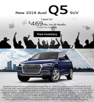 2019 Audi Q5 SUV-Lease