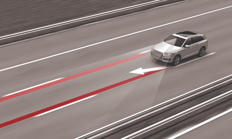 2019 Audi Q7 Safety Feature