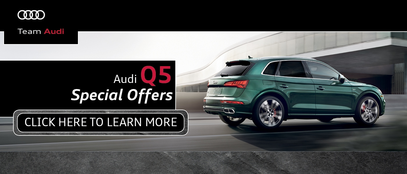 2019 Audi Q5 Lease and Finance Offers