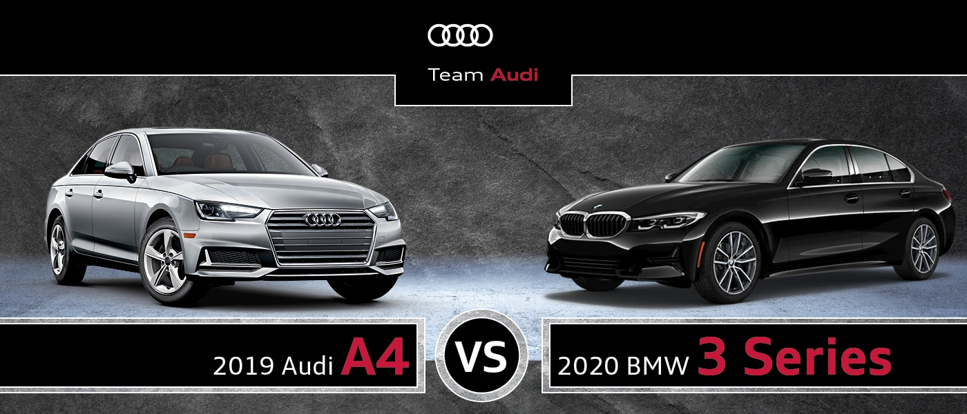 2020 Bmw 3 Series Vs 2019 Audi A3 Comparison In