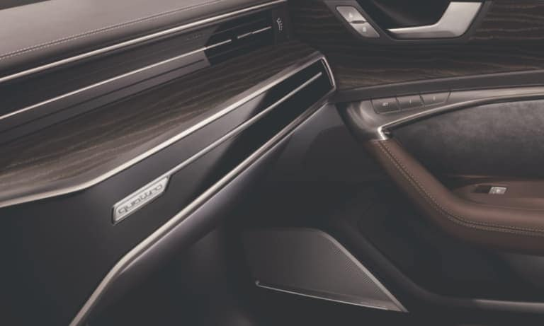 2019 Audi A6 Leather Interior Bose Speakers