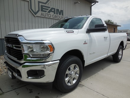 2019 Ram 2500 BIG HORN REGULAR CAB 4X2 8' BOX Regular Cab