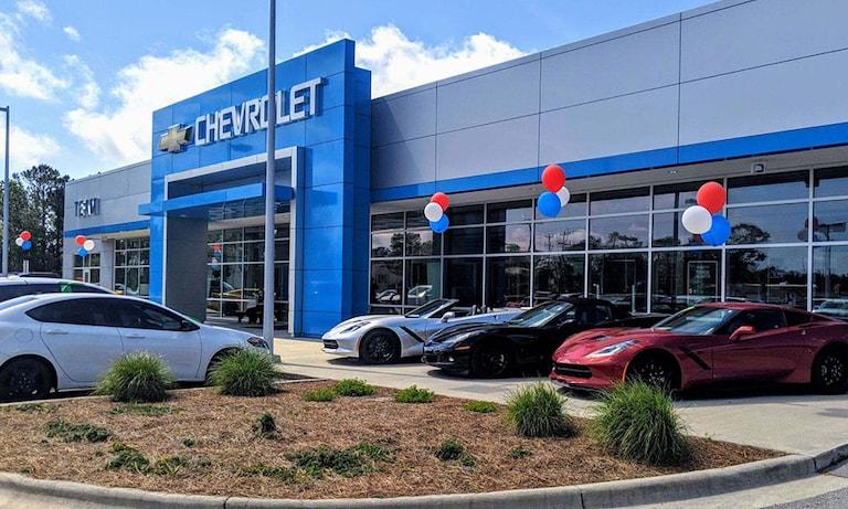 Team Chevrolet Geo New Chevrolet Cadillac Buick Gmc Dealership In Salisbury Nc