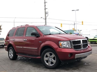 2009 Dodge Durango LIMITED**HYBRID**LEATHER**AWD SUV