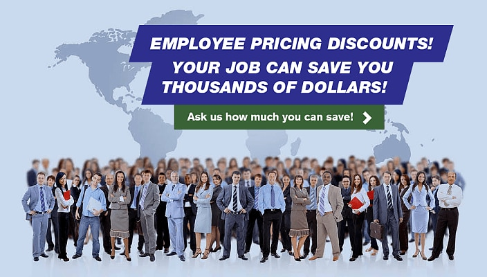 FCA Chrysler Canada Employee Pricing Discount, Mississauga, Ontario