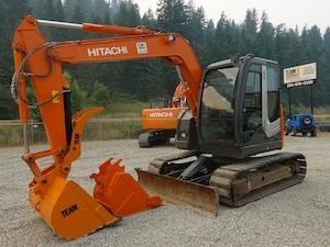 2013 HITACHI ZX75US-3 Excavator