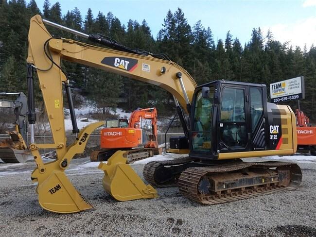 2014 CATERPILLAR 312E Excavator