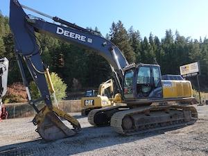 2012 JOHN DEERE 290G LC Excavator