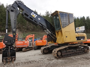 2013 CATERPILLAR 324D FM Log Loader